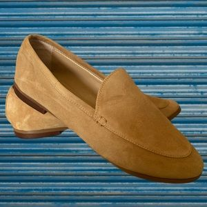 Banana Republic Demi Tan Loafers